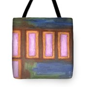 Abstract 139 Tote Bag by Patrick J Murphy