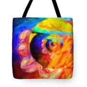 Abstract 18 Tote Bag by Kenny Francis