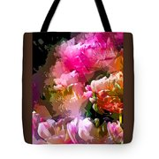 Abstract 272 Tote Bag by Pamela Cooper