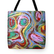Abstract 43 Tote Bag by Patrick J Murphy