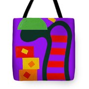 Abstraction 230 Tote Bag by Patrick J Murphy