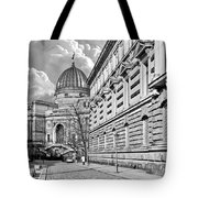 Academy Of Arts Dresden Tote Bag by Christine Till