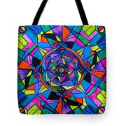 Activating Potential  Tote Bag by Teal Eye  Print Store