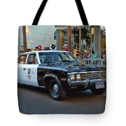 Adam 12 Tote Bag by Tommy Anderson