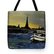 After Dawn II Tote Bag by Mark Moore
