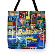 After Hours Tote Bag by Anthony Falbo