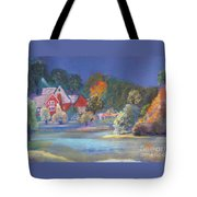 After The Rain  Tote Bag by Sandra McClure