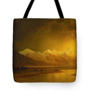 After The Storm Tote Bag by Gilbert Davis Munger