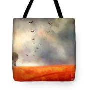 After The Storm Tote Bag by Pixel Chimp