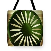 Afternoon On The Terrace Tote Bag by Christi Kraft