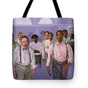 Against All Odds Tote Bag by Colin Bootman