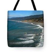 Agate Beach Tote Bag by Adam Jewell