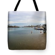 Alamitos Bay Tote Bag by Heidi Smith