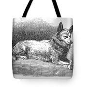 Alaskan Husky Tote Bag by Granger