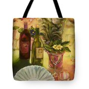 All Are Gathered Tote Bag by Jen Norton