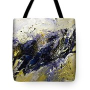 All Or Nothing Tote Bag by Ismeta Gruenwald