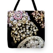 All That Glitters Tote Bag by Caitlyn  Grasso