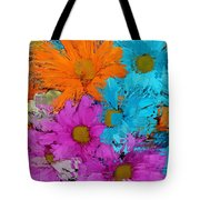 All The Flower Petals In This World 2 Tote Bag by Kume Bryant