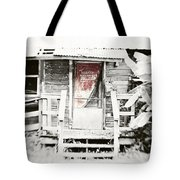 Alligator Bayou Bar Tote Bag by Scott Pellegrin