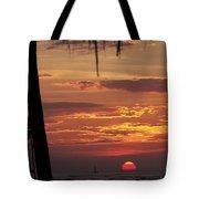 Aloha Tote Bag by KAREN WILES