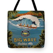 Aloha Series 2 Tote Bag by Cheryl Young