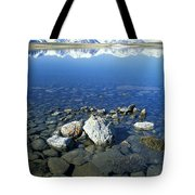 Altai Tote Bag by Anonymous
