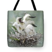 Always One In A Crowd Tote Bag by Betty LaRue