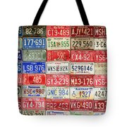 American Transportation Tote Bag by Steven Bateson