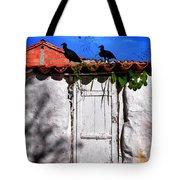 Amigos Negros Tote Bag by Skip Hunt