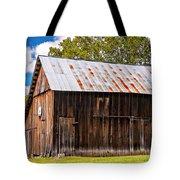 An American Barn 2 Tote Bag by Steve Harrington