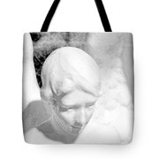 An Angel  Tote Bag by Toppart Sweden