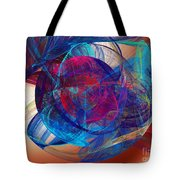 An Eye To The Soul Tote Bag by Andee Design