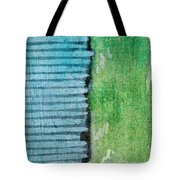 An Indirect Reflection Tote Bag by Brett Pfister