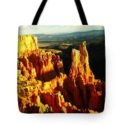 An October View Tote Bag by Jeff Swan