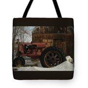 AN OLD JOHN DEER Tote Bag by Jeff  Swan