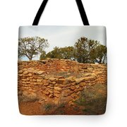 Anasazi Ruins Southern Utah Tote Bag by Jeff Swan