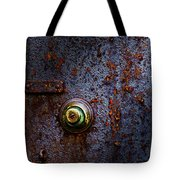 Ancient Entry Tote Bag by Tom Mc Nemar