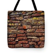 Ancient Wall Tote Bag by Carlos Caetano