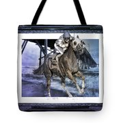 And Away We Go II Tote Bag by Betsy Knapp