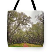 And Time Stood Still Tote Bag by Steve Harrington