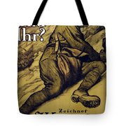 And You? Tote Bag by Alfred Roller