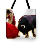 Andale Tote Bag by Bruce Nutting