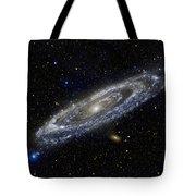 Andromeda Tote Bag by Adam Romanowicz