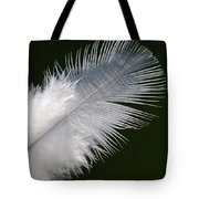 Angel Feather Tote Bag by Carol Lynch