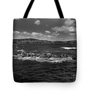 Angry Tote Bag by Skip Willits