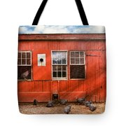 Animal - Bird - Bird Watching Tote Bag by Mike Savad