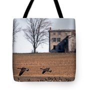 Another Time Tote Bag by Skip Willits