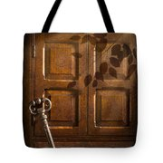 Antique Cabinet Tote Bag by Amanda And Christopher Elwell