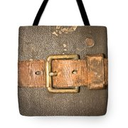 Antique Strap Tote Bag by Tom Gowanlock