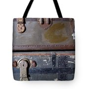 Antique Trunks 5 Tote Bag by Anita Burgermeister